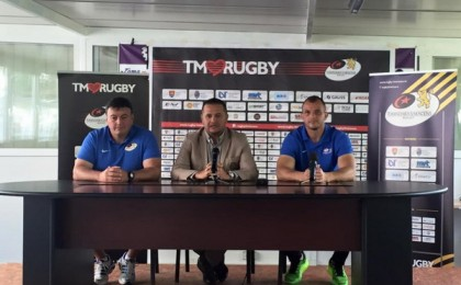 Dusan Filipas Grainger Heikell Stelian Burcea rugby Timisoara Saracens