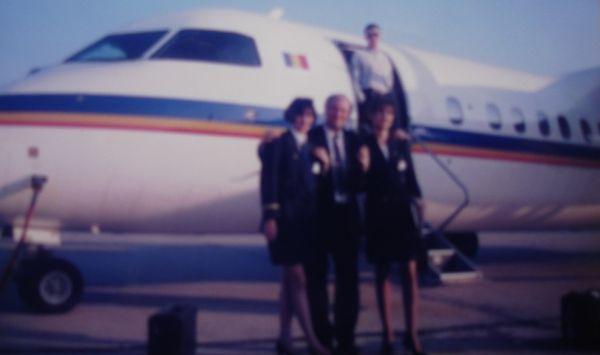 aviatori Timis