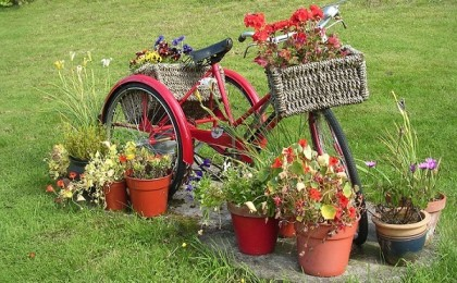 biciclete decorative
