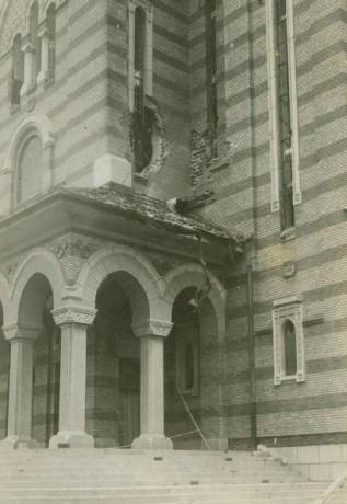 bomba catedrala