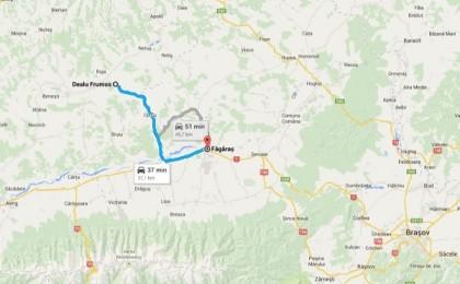 centrul Romaniei