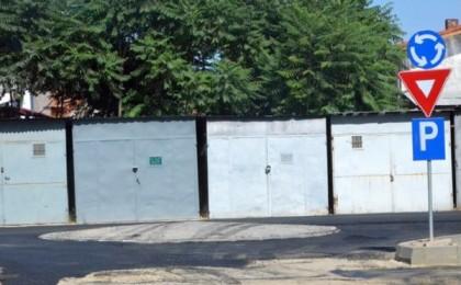 garaje blocate