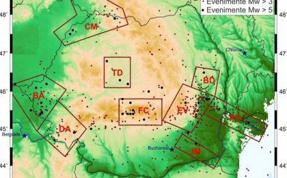 harta zone cutremur