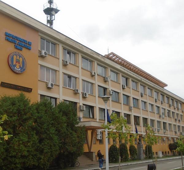 Conducerea IPJ Timiș acoperă ilegalitățile subalternilor