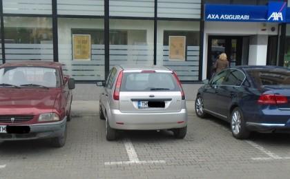 parcare Timisoara