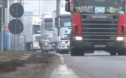 protest transportatori