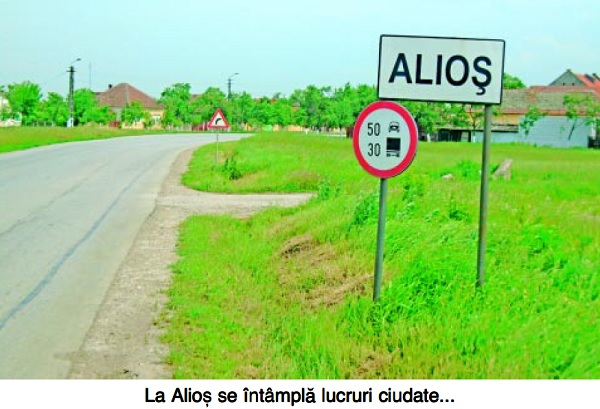 satul Alios