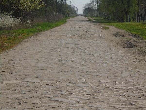 strada pietruita cheglevici
