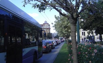 trafic Timisoara