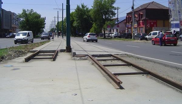 tramvai Calea Sagului