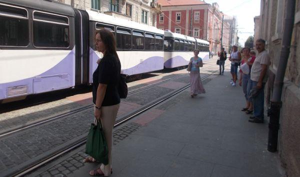 tramvaie Timisoara