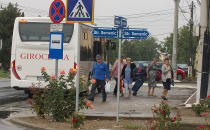 transport Giroc
