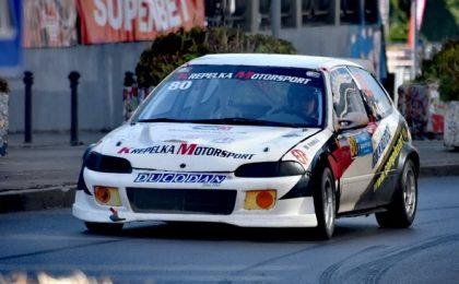 Piloții cluburilor CS Krepelka Motorsport și Pro Timiș și-au luat partea leului la Super Rally Craiova