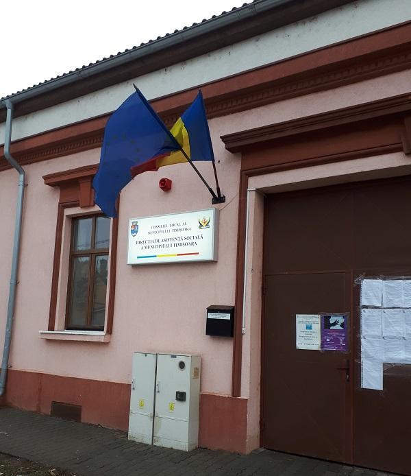 Direcția de Asistență Socială a Municipiului Timișoara