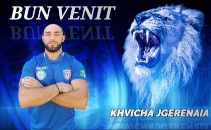 Transfer important în rugby-ul timișorean: gruzinul Khvicha Jgerenaia