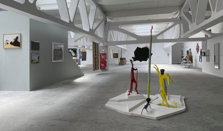 Descoperim arta prin joacă în expoziția ''Puls 20'', la Kunsthalle Bega