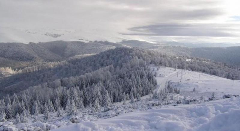 Alertă meteo emisă de ANM: Ploi și vânt puternic, în mare parte din țară. Va ninge în Munții Banatului