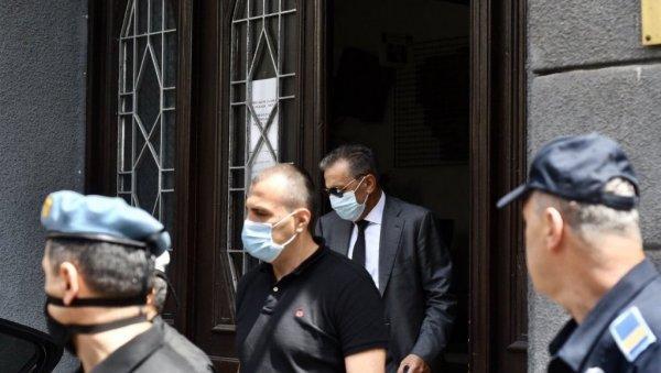 Poliția din Sarajevo l-a arestat pe directorul serviciului de informații al țării, suspectat că și-a falsificat diploma universitară