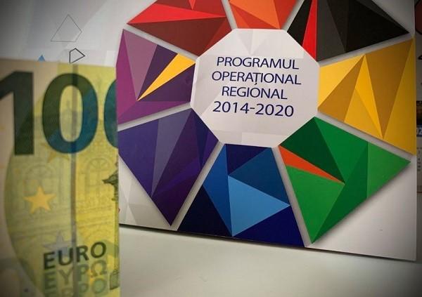 Finanțări nerambursabile de 74 de milioane de euro, prin Regio-POR 2014-2020, pentru firmele din Regiunea Vest