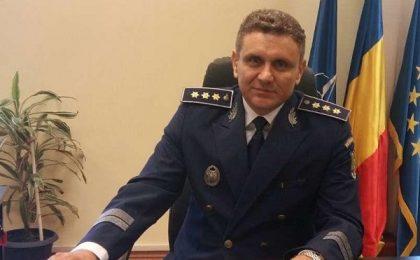 La Poliția de Frontieră Timișoara, minciuna stă cu chestorul la masă