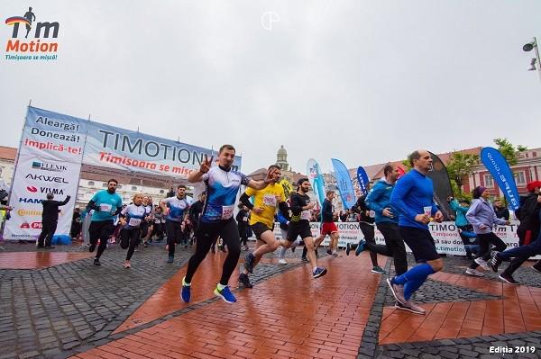 Timotion VII a dat startul înscrierilor la cele 6 curse din acest an