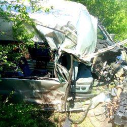 Accident grav în vestul țării! A intervenit elicopterul SMURD. Foto