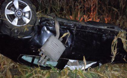 Un bărbat a murit într-un accident, în județul Arad