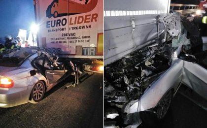 Tragedie pe autostradă, în județul Timiș: un om a murit într-un cumplit accident de circulație. Cum s-a întâmplat nenorocirea