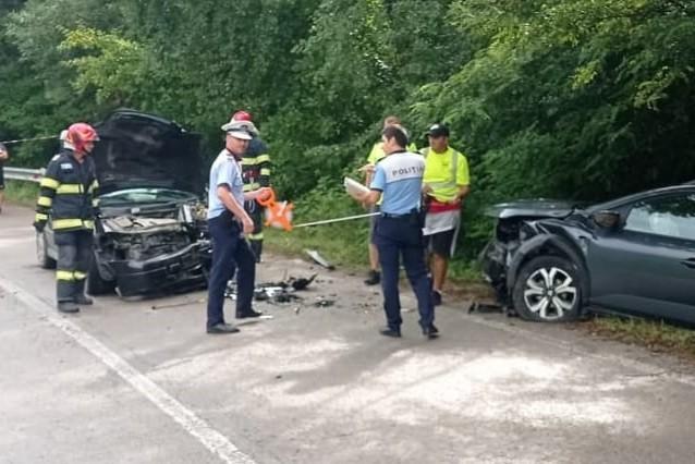 Accident mortal pe o șosea din Banat! Alte trei victime, la spital