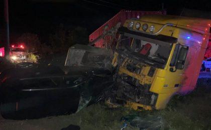 Un șofer bulgar a fost reținut după ce a provocat un accident cu 5 morți și 3 răniți în România