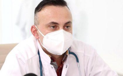 "Medicul Adrian Marinescu: ""Valul patru al pandemiei va lovi crunt România. Va fi ca un tsunami"""
