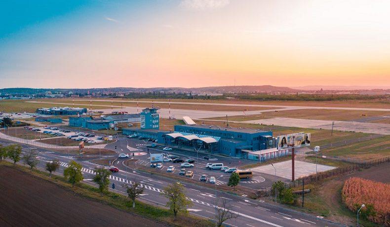 Terminal cargo la Aeroportul Oradea. Va fi construit în 2 ani, pe 14 hectare