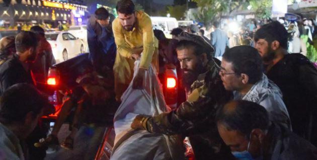 Victime in Afganistan după atacurile de la aeroport