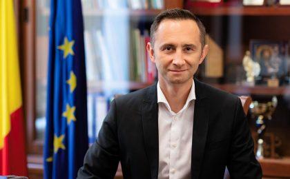 Alin Nica, ales președinte al PNL Timiș. A primit 580 de voturi