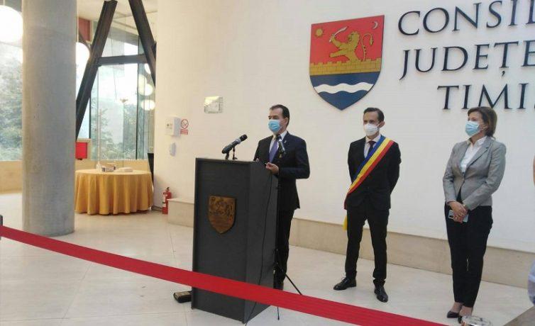 """Alin Nica a fost învestit în funcția de președinte al CJT: """"Voi fi președintele tuturor timișenilor, și al celor care m-au votat, și al celor care nu m-au votat"""""""