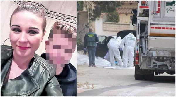 Tânără româncă, ucisă şi aruncată la gunoi de iubitul olandez, în Spania