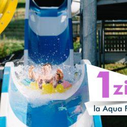 Un nou sezon de distracție, la Aqua Park Arsenal