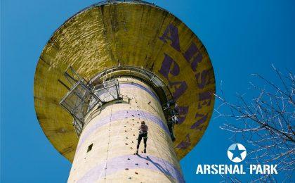 Arsenal Park - un nou sezon de aventură