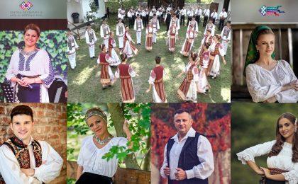 Cânt și joc bănățean, cu artiști consacrați, într-o localitate din vestul țării