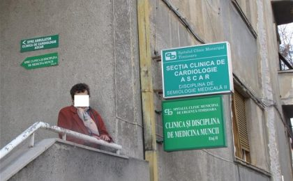 Încă o clinică din centrul Timișoarei devine secție Covid-19