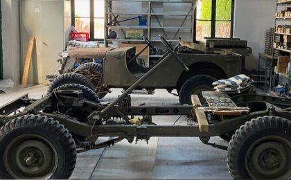Atelierul auto de la Săvârșin al Regelui Mihai I va putea fi vizitat de turiști