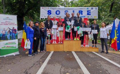 Atletele de la CSU Politehnica, campioane naționale la semimaraton