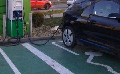 Timișoara va avea 16 stații pentru autovehicule electrice. Locurile în care vor fi amplasate