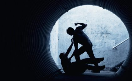 Un bărbat a fost bătut în Arad