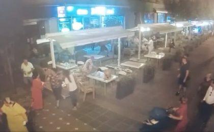 Bătaie între mai multe persoane, în centrul Timişoarei / Video