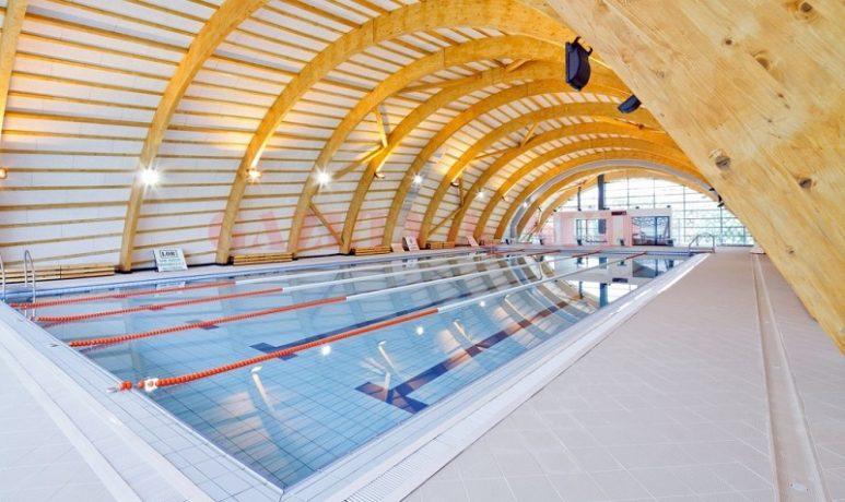 Bazin nou de înot, într-o comună de lângă Timișoara