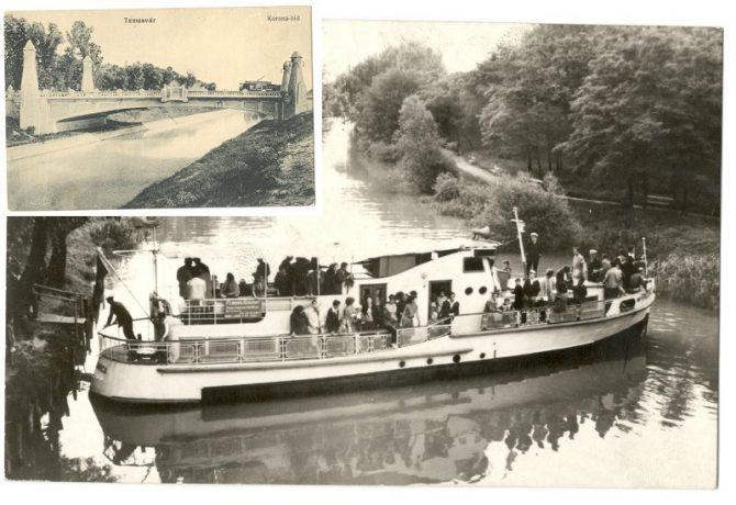 Călătorie în timp. Canalul Bega și podurile sale din Timişoara