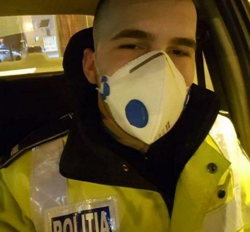 Beni, pericol public: agentul provocator de la Secția 4 Timişoara, prins la volan cu 48 de kilometri peste viteza legală, a fost făcut praf în instanță!