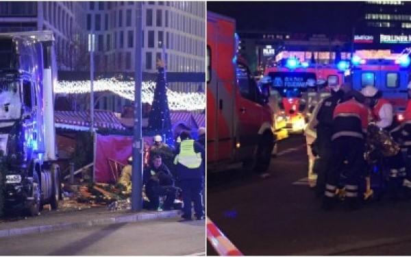 Atac Noua Zeelanda Update: TEROARE LA BERLIN! Nouă Morţi şi Cincizeci De Răniţi După