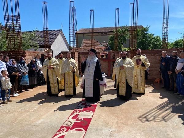O nouă biserică va fi construită la Timișoara